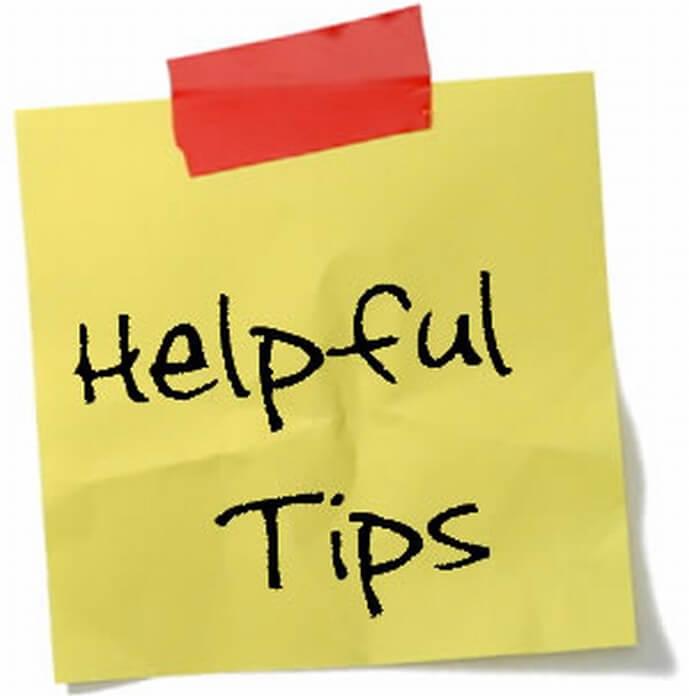 letter writing tips