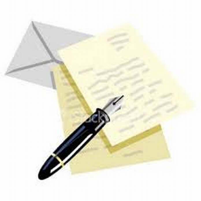 Sample Letter