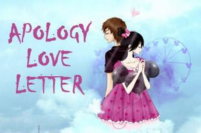Apology Love Letter Sample Best Love Letter Templates