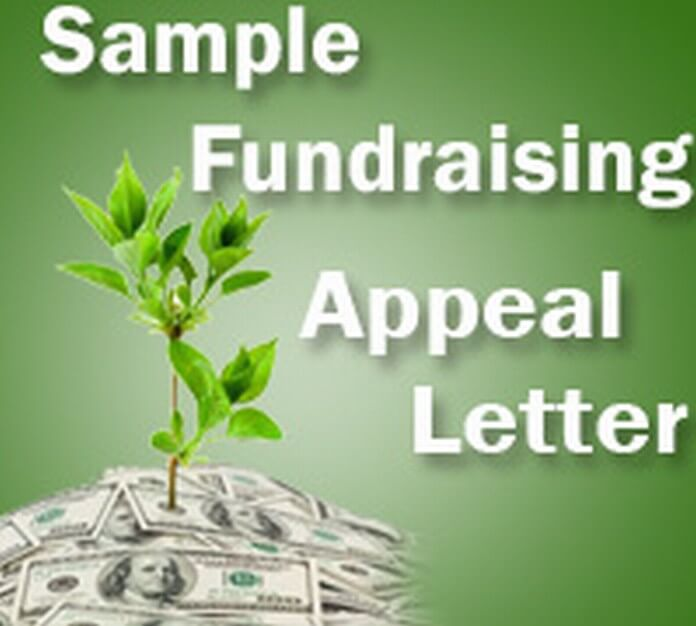 Fundraising Appeal Letter