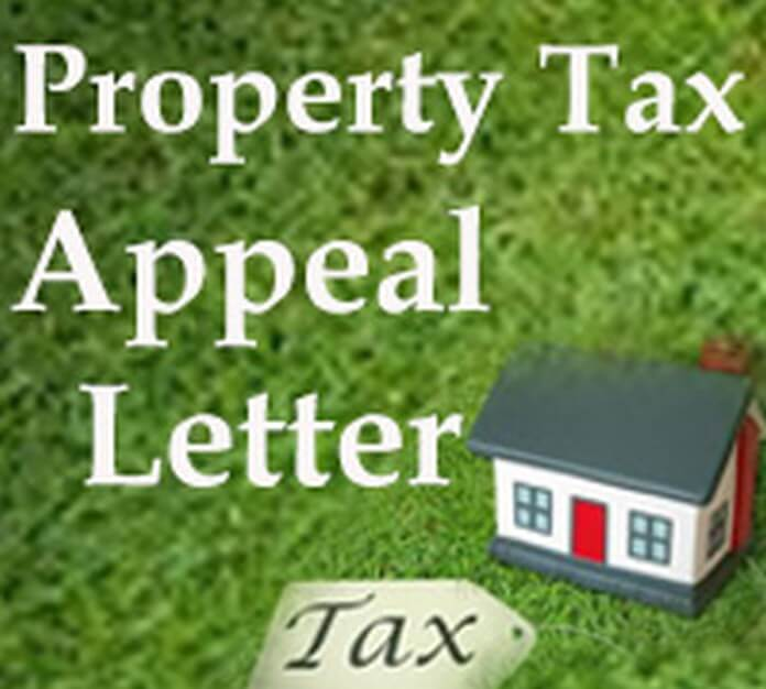 Property Tax Appeal Letter