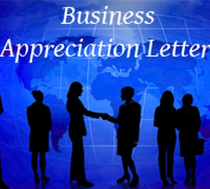 Business Appreciation Letter