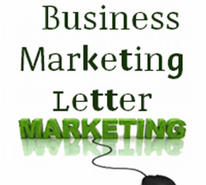 best Business Marketing Letter