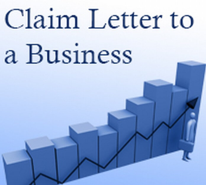 Claim Letter to a Business