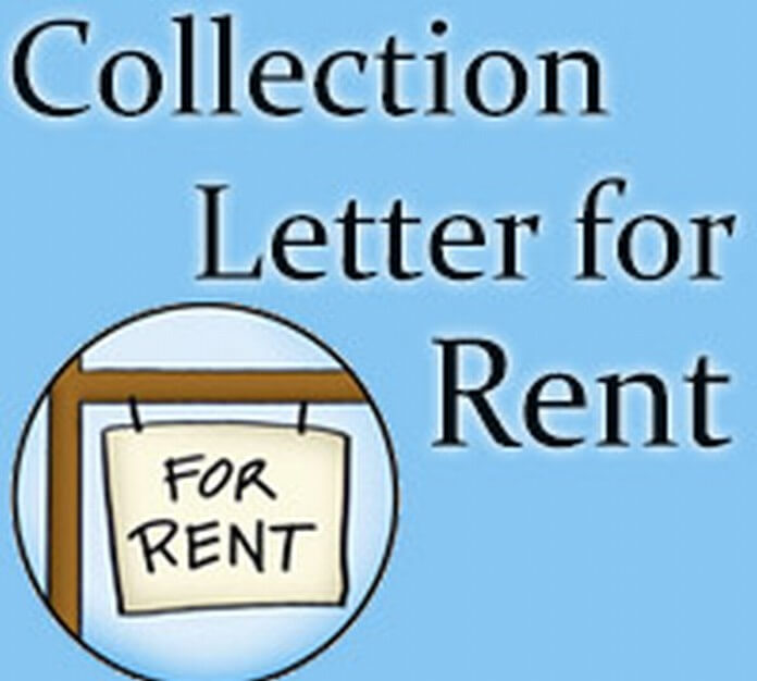 Collection Letter for Rent