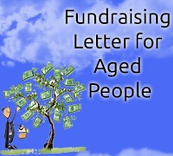 Fundraising Letter for Aged People