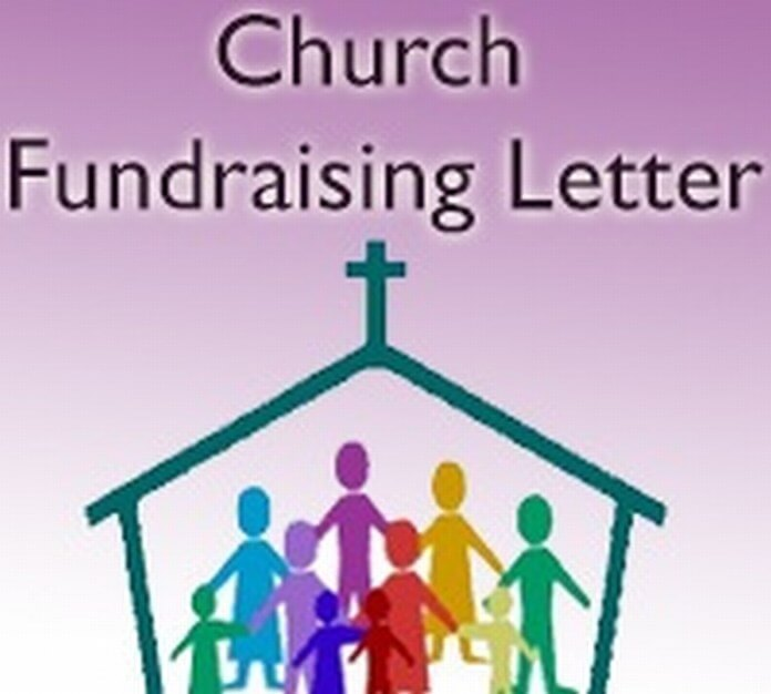 Church Fundraising Letter sample