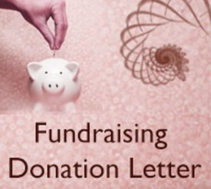 Fundraising Donation Letter