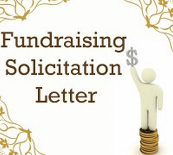 Sample Fundraising Solicitation Letter