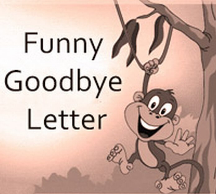 Goodbye Letter Archives - Free Letters