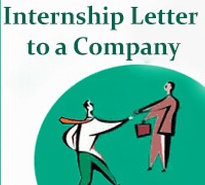 Internship Letter to a Company