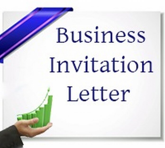 Business Invitation Letter