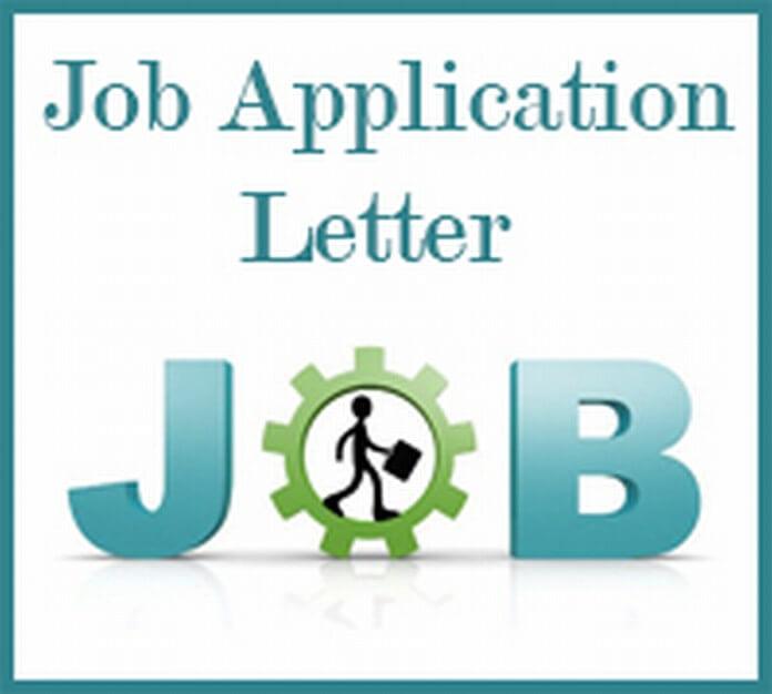 Job Application Follow Up Letter Template