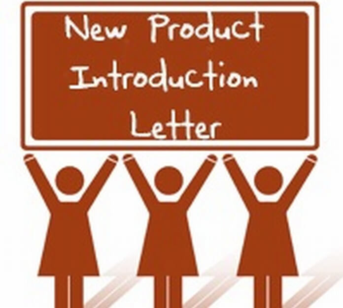 New Product Introduction Letter