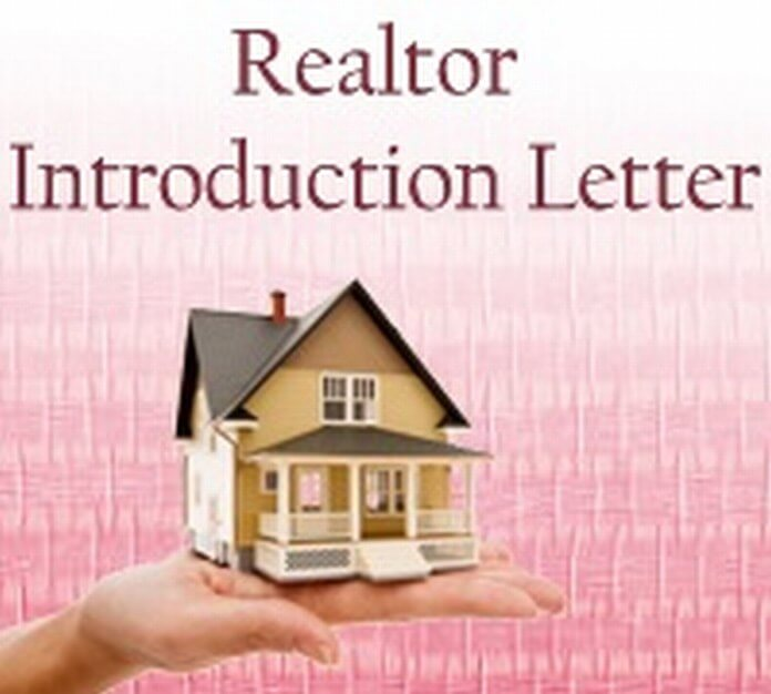 Realtor Introduction Letter