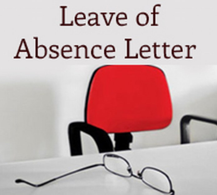 Marriage Leave Letter