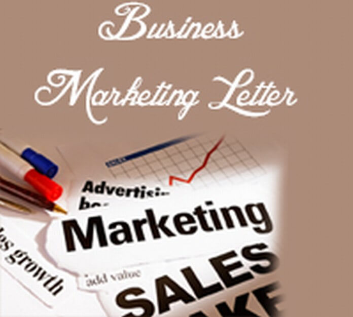 Sample Business Marketing Letter