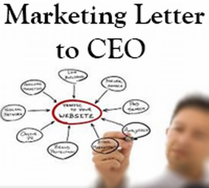 Marketing Letter to CEO