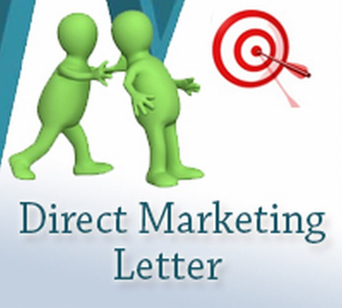 Direct Marketing Letter