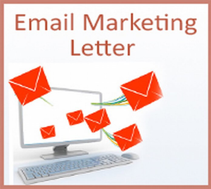 Email Marketing Letter