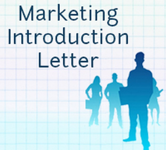 Marketing Introduction Letter
