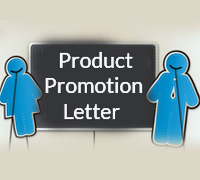 Product Promotion Letter