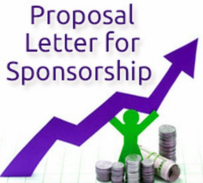Proposal Letter for Sponsorship
