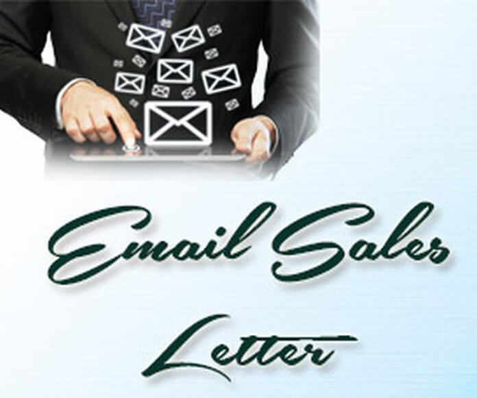 Email Sales Letter