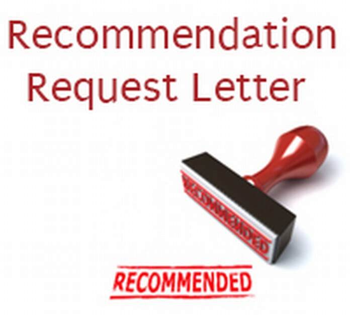 Recommendation Request Letter