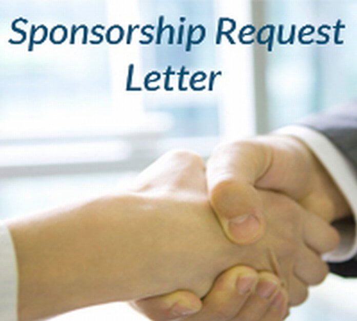 Sponsorship Request Letter