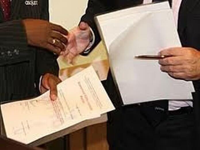 Sample Agreement letter