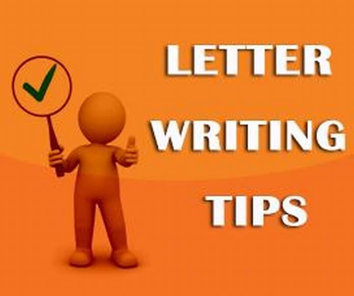 letter writing tips and guide