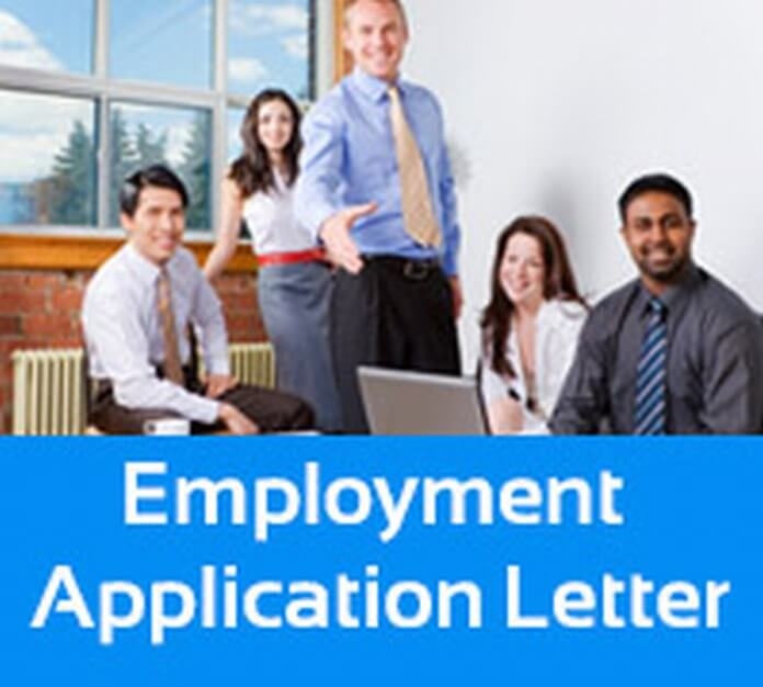 Employment Application Letter
