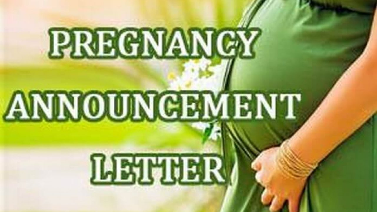 Sample Invitation Letter For Parents For Pregnancy from www.lettersfree.com