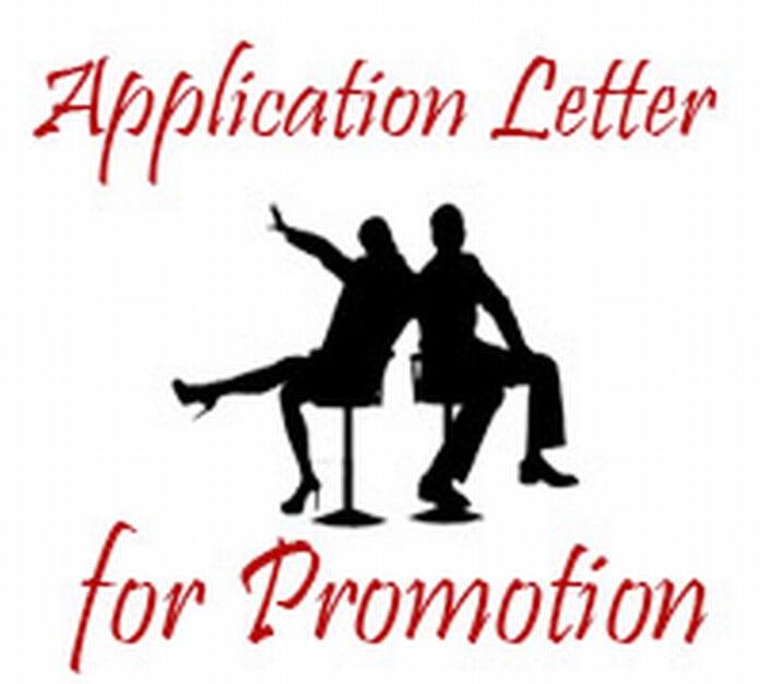 Application Letter for Promotion