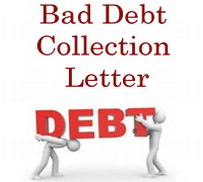 Bad Debt Collection Letter