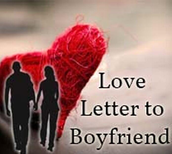 Love Letter to Boyfriend