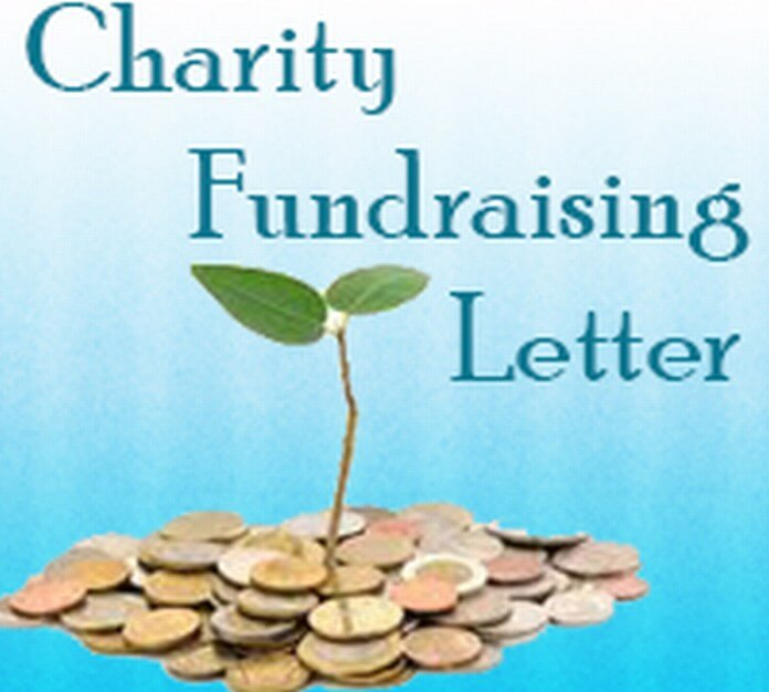 Charity Fundraising Letter Format