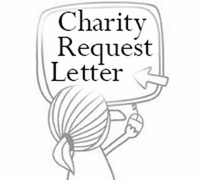 Charity Request Letter