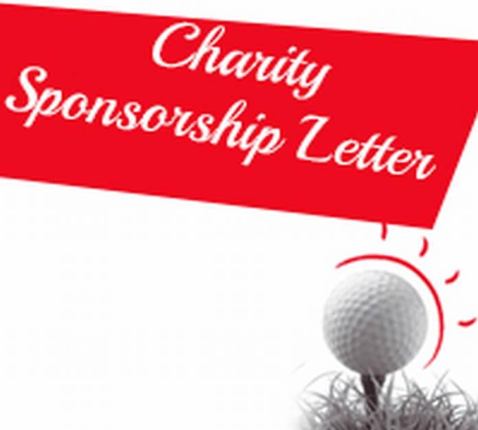 Charity Sponsorship Letter Example