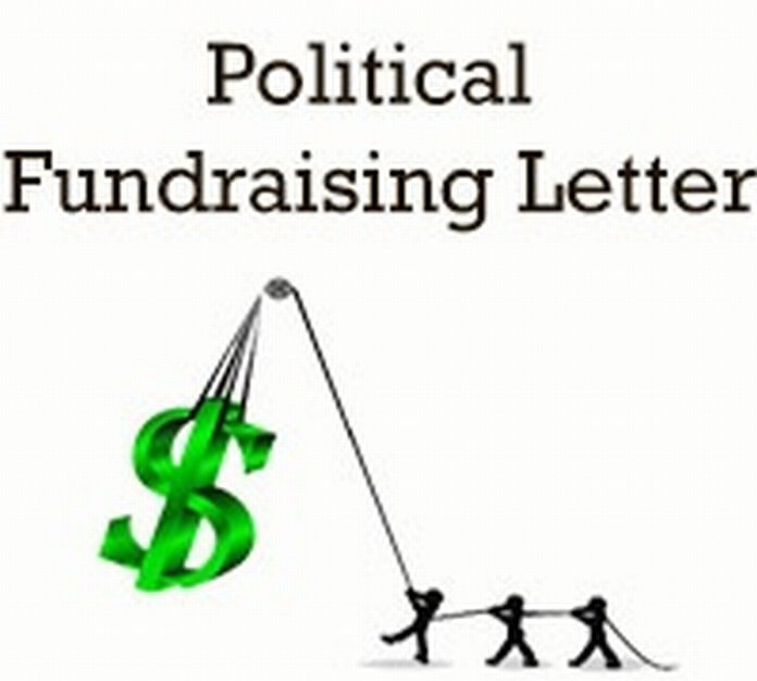 Political Fundraising Letter format