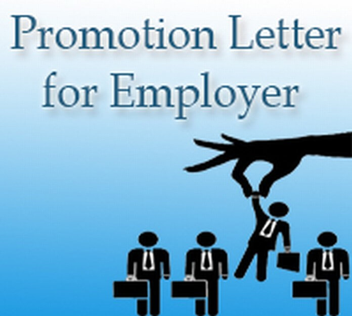 Promotion Letter for Employee