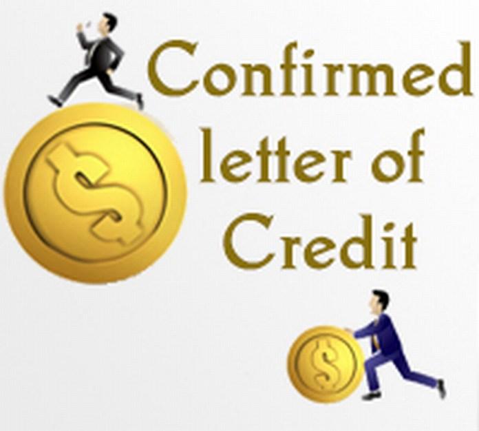 Confirmed Letter of Credit