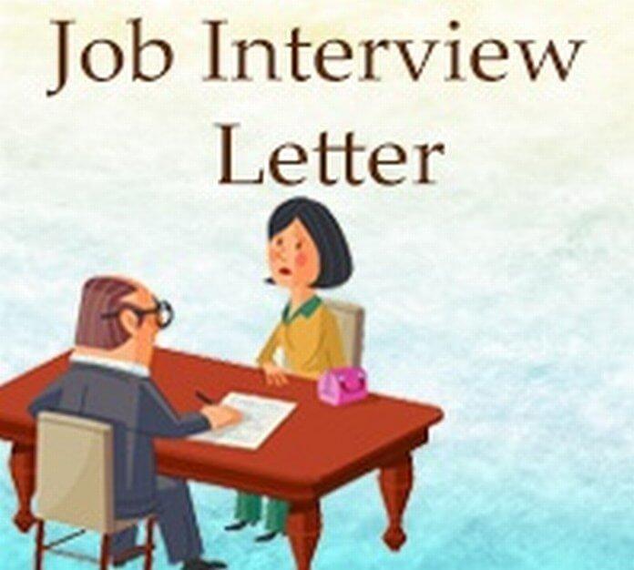 best Job Interview Letter