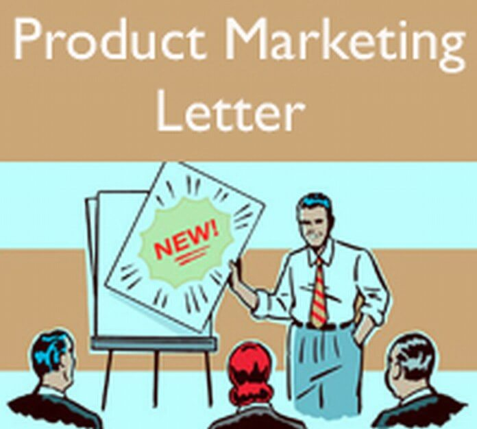 Product Marketing Letter