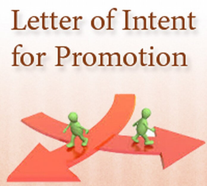 Sample Letter Of Intent For Promotion from www.lettersfree.com