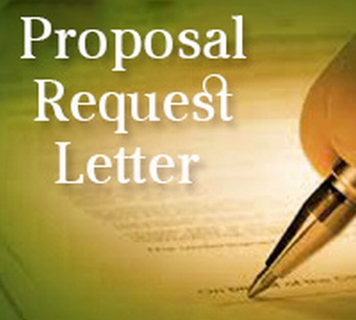 Proposal Request Letter