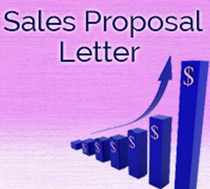 Sales Proposal Letter