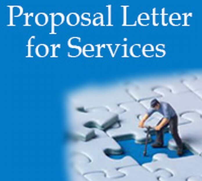 Proposal Letter for Services