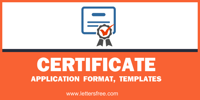 Certificate Application Format, Certificate Templates